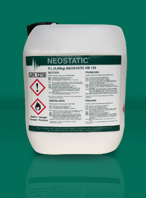 Neostatic Antistatics HB 155 concentrate